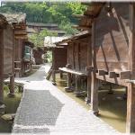 The water-cooled warehouses of Datang (Prefecture Qian Dong Nan, Guizhou province)