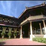 Istana Jaar Royal Customs Museum, Kota Bharu, Malaysia.