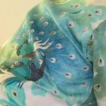 Pagong's Peacock shirt