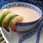 Coconut Shrimp Bisque