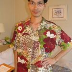 Pagong's shirt