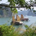 Halong Bay, I was on Valentine Junk