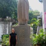 Statue of Lin Zexu