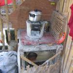Joe and Imi's outdoor kitchen