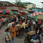 Mindanao, street vendors.