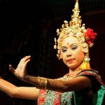 Classical Thai dance can accompany piphat music.
