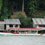 Mindanao, lake Sebu Tourism, who is watching who?