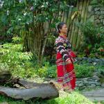 Mindanao, Tbol woman