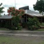 Philippines, Mindanao, Durian Garden resort in South Cotabato.