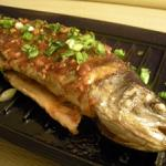 Korean Grilled Trout