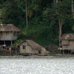 Bahay Kubo, Philippines, Mindanao, Lake Sebu