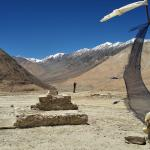 1. The lonely planet- Ladakh's stark yet stunning landscape.