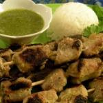 Lao Pork Skewers