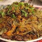Ninh Binh's eel vermicelli (Min Luon Ninh Bình)