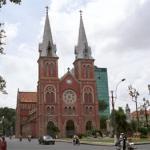 Notre-Dame Cathedral - Saigon, Vietnam