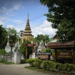 Wat Klang-a Burmese style temple