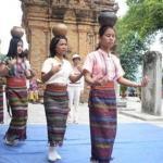 Ponagar Tower Festival - Nha Trang Vietnam