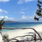 The shores of Gili Nanggu