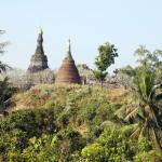 Mrauk U temples