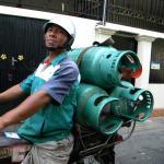 Delivering propane
