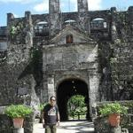Fuerza de San Pedro (or Fort San Pedro) dates back to 1739. The oldest and smallest Spanish bastion in the Philippines