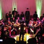 CKC Jose Gomez Symphony Orchestra at a Manila concert(Photo CKC PR, Calbayog City, Samar)