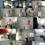 Kieu's practice collage