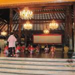 Yogyakarta House's Pendopo