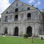 Old Church at Loboc-Bohol