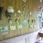Ceramic gift shop
