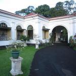 Guesthouse inside Kebun Raya Bogor