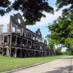 Mile-Long Barracks at Corregidor