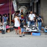 Ukay-Ukay, street vendors