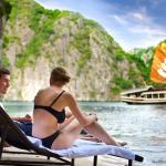 Romance in Halong Bay, Vietnam