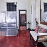 Master Suite, Coconut Plantation  Hotel, Galle, Sri Lanka.