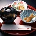Although a Japanese meal can be quite an elaborate affair, more often it is simple yet elegant repast.
