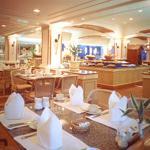 Lobby restaurant.