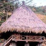 AILEU, EAST TIMOR A traditional house near Aileu: fine craftsmanship is still alive and well.