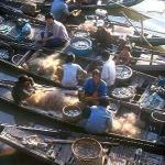 Life on the water: Tonle Sap Lake, between Battambang and Siem Reap