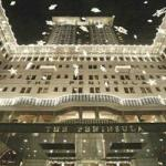The Peninsula Hotel in Hong Kong, still the 'finest hotel east of Suez'.