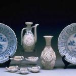 Important Late 15th/16th Century Vietnamese Ceramics from Treasures from the Hoi An Hoard.
