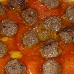Iraqi Meat & Vegetable Casserole