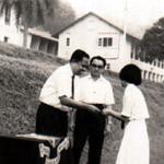The Clifford School at Kuala Lipis, Pahang, Malaysia.