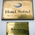 The five-star Metropole Hanoi first opened in 1901