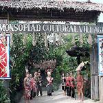 Entrance to Monsopiad Cultural Village