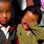 Two Friends. Paro, Bhutan.