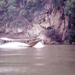 River boat transport