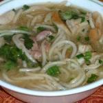 Yangrou Paomo - Bread & Mutton Soup