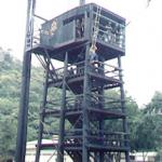 Basic Training for Tourists: Jump Tower