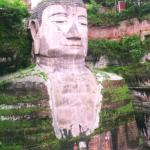 One of the greatest carved Buddha statues in the world, greatly rivaling the Bamiyans.